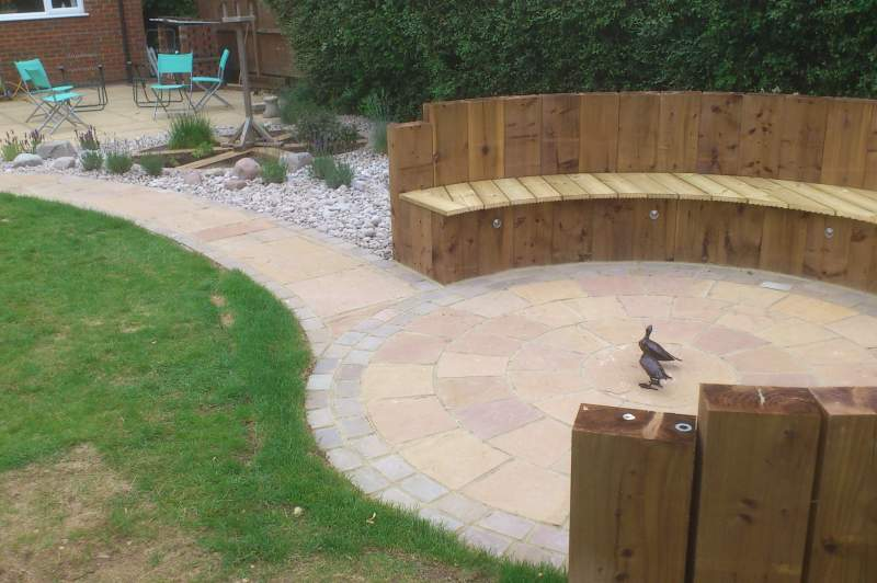 Harpenden Landscaping Project — Feel Good Gardens