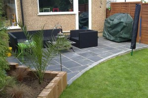 Great ... Garden Design With Patios, Paths And Paving U Feel Good Gardens With  Meditation Garden From