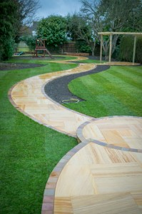 Luxury-paving